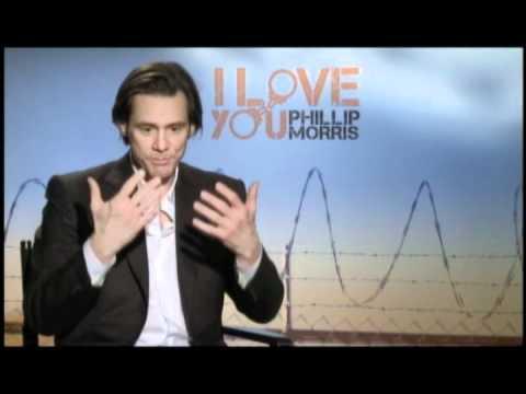 Jim Carrey Talks I LOVE YOU PHILLIP MORRIS & Loving Ewan McGregor