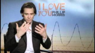 Jim Carrey Talks I LOVE YOU PHILLIP MORRIS & Loving Ewan McGregor