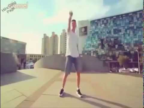 dạy nhảy  Suffle Dance vs ma baby