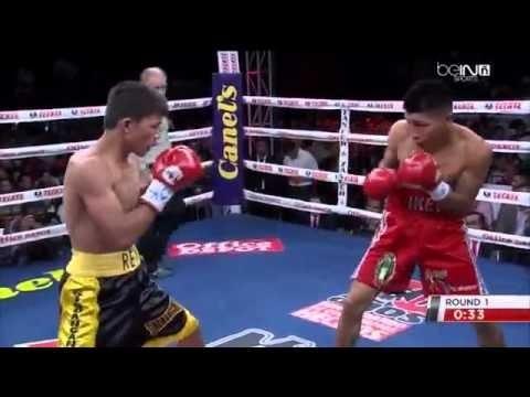 [ Boxing fight 2016 ]Rey Perez vs. Edivaldo Ortega