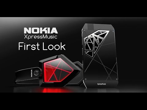 NOKIA XpressMusic NX First Look | Amazing Design by NOKIA