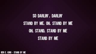 Ben E. King Stand By Me Lyrics.mp3