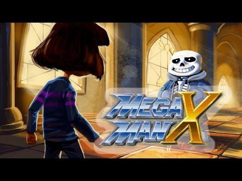 Undertale - Megalovania (Mega Man X Remix)