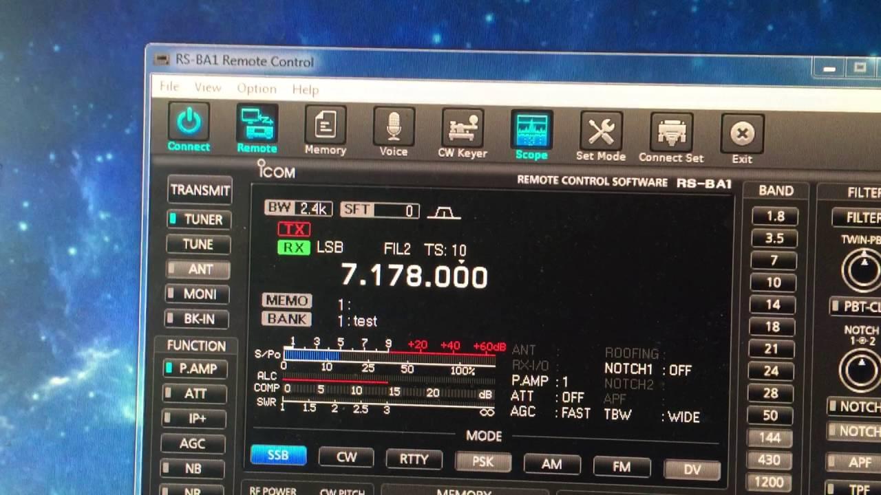 IP Remote Control Software