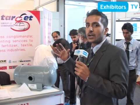 Synthetic Natural Gas (SNG) & Air Mixers by Target Engineering (Exhibitors TV at POGEE 2013)