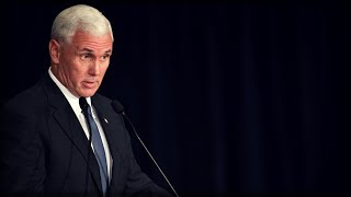 CHRISTIANITY TODAY EDITOR MOCKS PENCE'S RESPECT FOR WOMEN… BIG MISTAKE