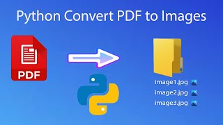 Python Convert PDF to Images