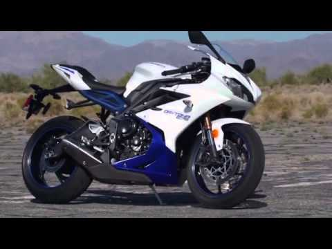 Triumph Daytona  Full Test!   On Two Wheels Episode