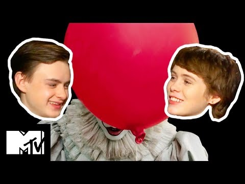 It Cast Play WOULD YOU RATHER? | MTV Movies