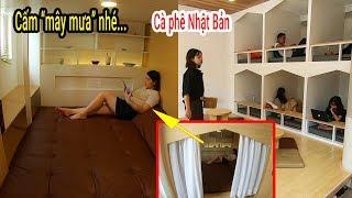 Khám phá quán Cà phê giường ngủ như khách sạn 5 sao ở Sài Gòn | Chidori coffee review