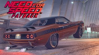 NEED FOR SPEED PAYBACK - O NOVO CARRO ABANDONADO -- Tunagem + CORRIDA DE ARRANCADA