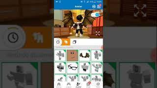 Exchange account of Roblox middle Boy rich by a half rich account in girl ROBLOX (read description)