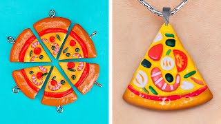 Fantastic Polymer Clay Mini Crafts You'll Fall In Love With    Cool DIY Jewelry And Accessories