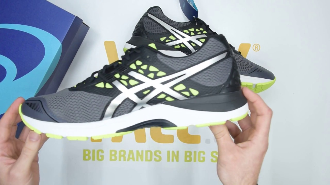 ASICS Gel-Pulse 9 - Carbon Yellow - Unboxing | Walktall