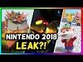 NINTENDO 2018 LEAK?! - Pokémon Switch, Metroid Prime 4, Animal Crossing & More! [Rumor]
