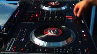 NUMARK NS7 + NSFX DEMO VIDEO BY ALARMUSIC.COM - SPECIAL GUEST DJ CORDELLA (PART 2)