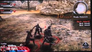 Valhalla Knights 3 Walkthrough Part 6 PS Vita Gameplay Playthtrough Let