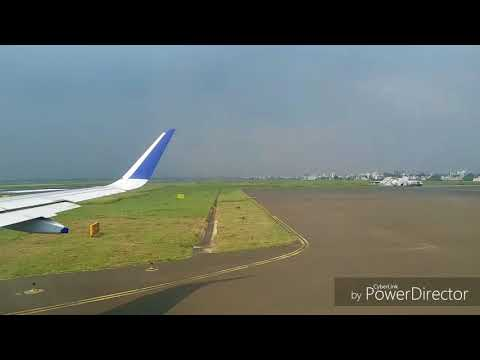 Smooth takeoff from Nagpur: Indigo Airlines