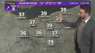 Cold Night Ahead in your 5:00 p.m. weather forecast