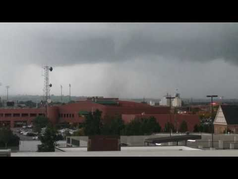 Tornado in Ogden Utah