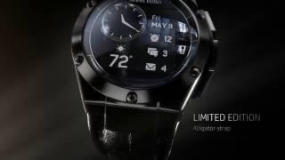 Умные часы HP Michael Bastian Smartwatch