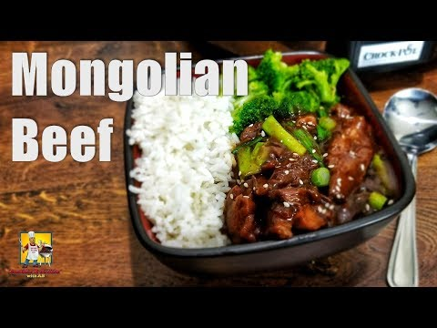 Mongolian Beef Recipe | Crock Pot Meals