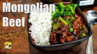 Mongolian Beef Recipe | Crock Pot Meals