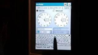 Casio Cassiopeia E 105G Pocket PC PDA Windows CE 2.11 Palm size PC edition