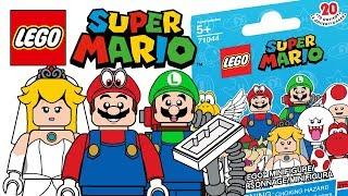 LEGO Super Mario Minifigures - CMF Draft!
