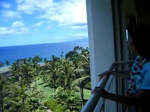 Grand Wailea Hotel Room Tour