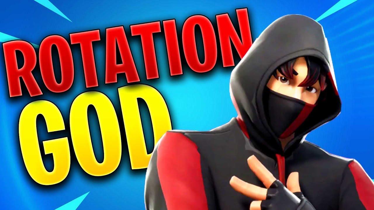 Kirit0 the Rotation GOD! | Team Symptom