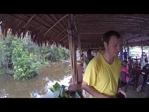 Iquitos, Peru Amazon River Jungle City In South America