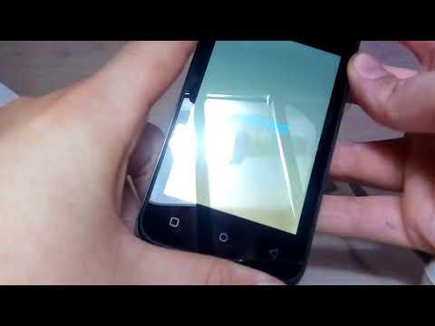 Обзор на самый дешёвый смартфон DIGMA First Xs350 2G