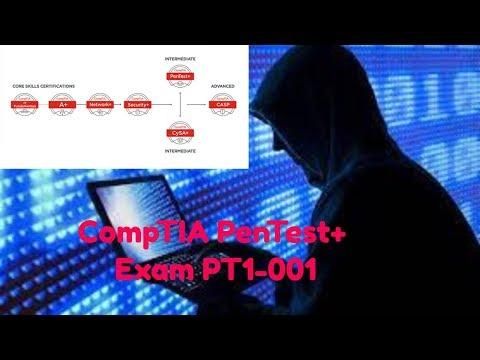 CompTIA PenTest+ BETA EXAM CODE PT0-001 Exam Review pentester assessment penetration testing tools
