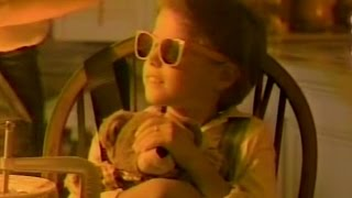Tang beverage crystals commercial (1987)