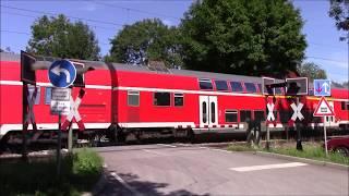 Spoorwegovergang Radolfzell am Bodensee
