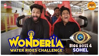 #Challenge31 | #Wonderla Water Rides Full Video | Ft.@Syed Sohel Official  | Hey Chotu |Chai Bisket