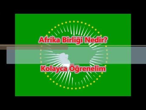 Afrika Birliği Nedir?