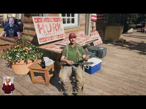 Clearing out the riff raff in Hope County- Far Cry 5 (Part 6) -Recorded May 10, 2018