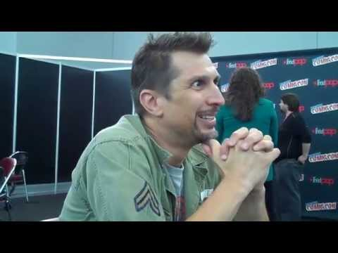 Lucky Yates talks Archer at NYCC 2013