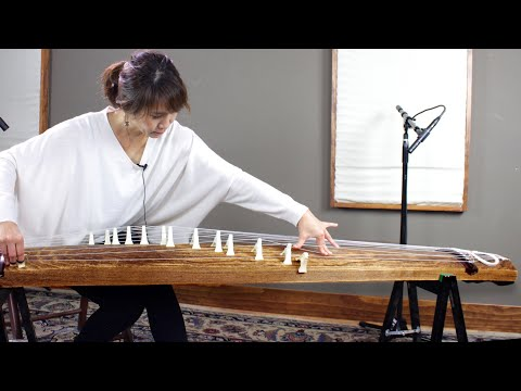 The Last Rose Of Summer (on Koto) - Performed By Tokiko Kimura
