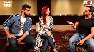 Namaste England | Exclusive Interview | Parineeti Chopra, Arjun Kapoor | B4U Star Stop