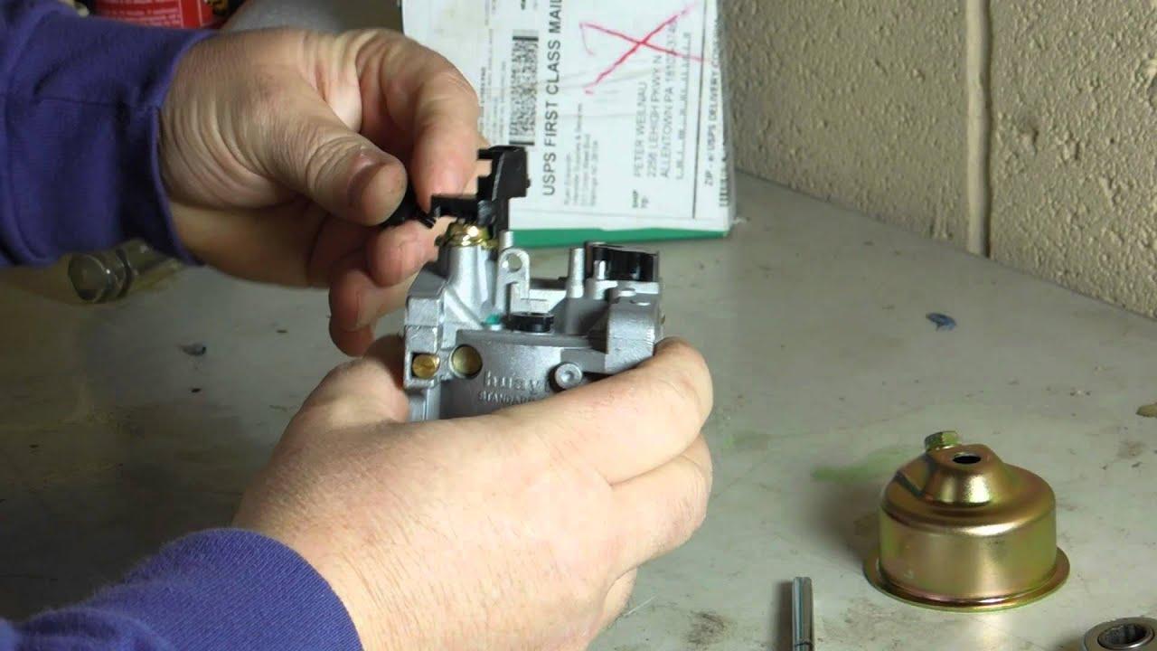 Fixing The Honda Snowblower Carburetor Youtube 31ah64fg700 Parts List And Diagram 2012 Ereplacementpartscom