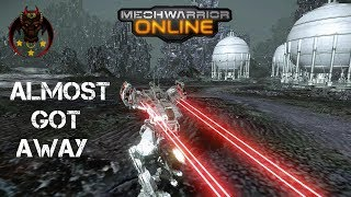Mechwarrior Online: Almost Got Away - Locust Pirate's Bane