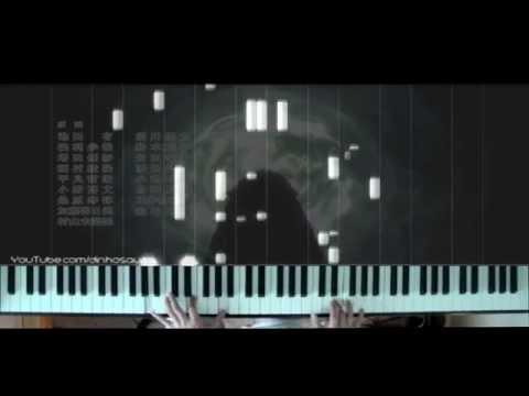 「Akame ga Kill!」ED2 - Tsuki Akari (piano solo) // Sora Amamiya