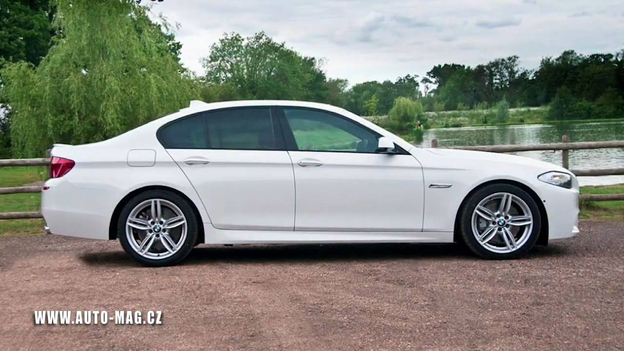 Bmw 5 M Packet Mov Youtube