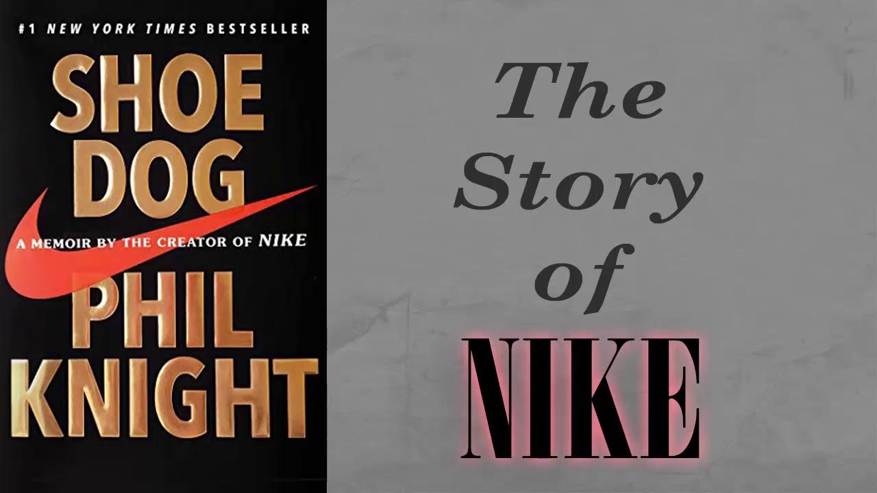 Extremo no pagado declarar  Phil Knight - Shoe Dog - A Memoir by the Creator of Nike Book Review -  YouTube