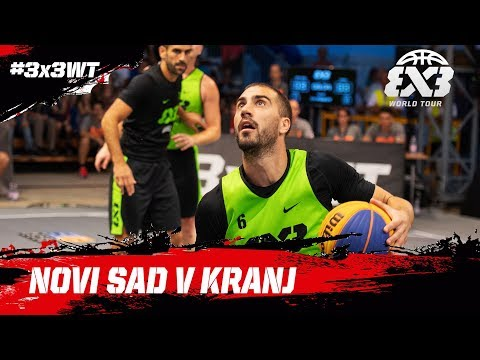 Novi Sad v Kranj | Full Game | FIBA 3x3 World Tour 2018 - Debrecen Masters
