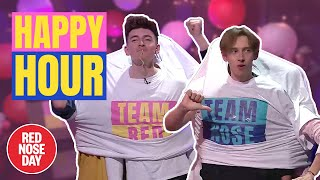 Happy Hour Live BEST BITS | Comic Relief