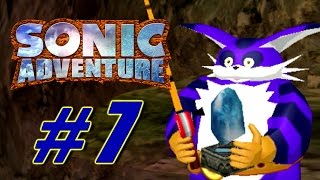 Sonic Adventure 1 Let's Play [7/X]